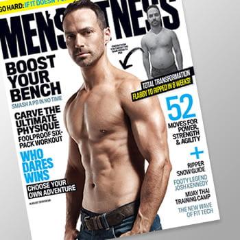 Australian Men's Fitness